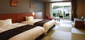 【旅行記】 人気高い「ホテルウェルシーズン浜名湖」おすすめのポイント(お風呂、客室、バイキング)♪