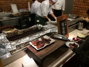 ホテルうなぎの蒲焼(鰻の蒲焼)の食べ放題 舘山寺で実現
