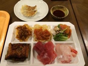 健菜美食ビュッフェ 「るぴなす」!