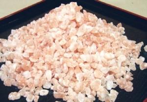 【旅行記】 「利き酒」ならぬ「利き岩塩」で色々な塩を楽しむ!「岩塩アラカルト10」♪