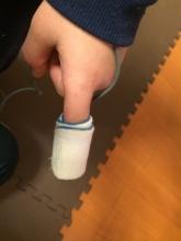 【子育て生活】 子供のいびき、無呼吸の気配・・・睡眠検査装置を試す。