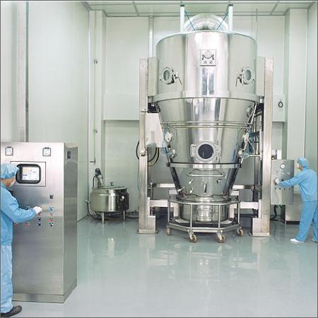 医薬品原料生産工場
