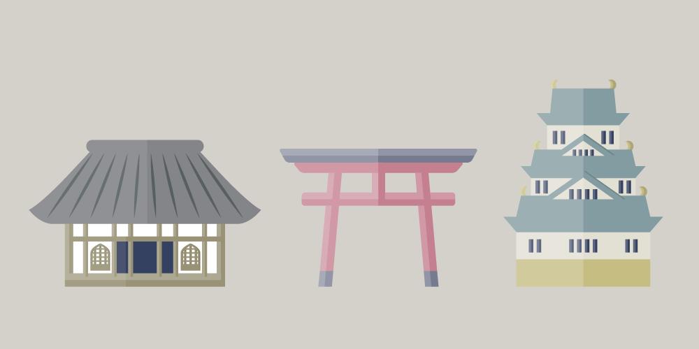 日本の建築物