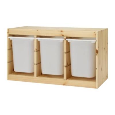 IKEA_TROFAST収納コンビネーション