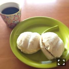 レーズンバター&ミルククリームぱん