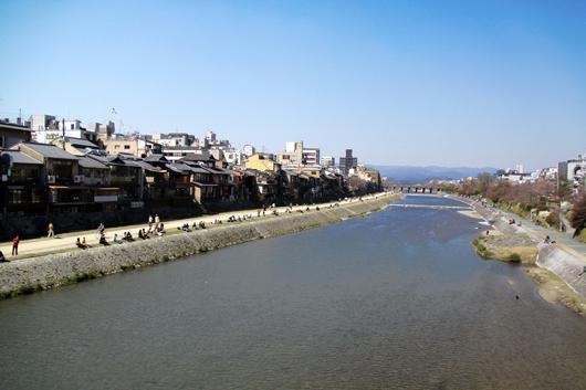 22_穏やかな鴨川