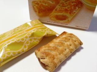 ステラおばさんの黄金色のアップルパイa