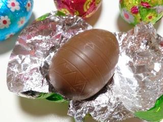コストコ イースターエッグミルクチョコレート1kg(フランス)¥1468b