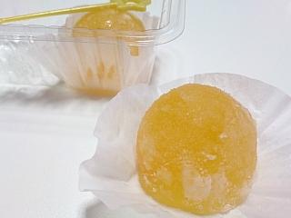ローソン 生グミ オレンジ&みかん¥120a