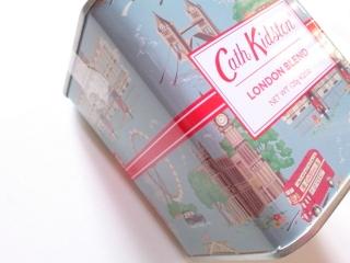キャス・キッドソン ロンドンブレンド120gドイツ 紅茶・白茶aa