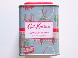 キャス・キッドソン ロンドンブレンド120gドイツ 紅茶・白茶