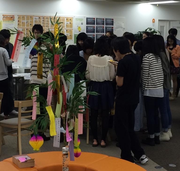 20150707神戸校七夕(1)