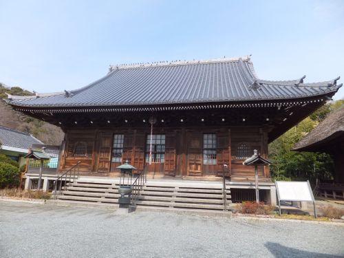 称名寺2金堂