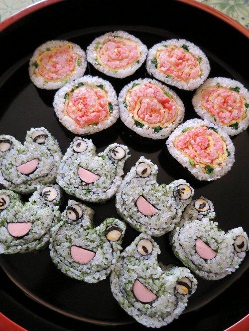 2014年9月6日親子巻き寿司集合写真 017