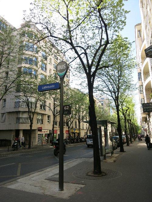 2015年4月14日パリ15区 019