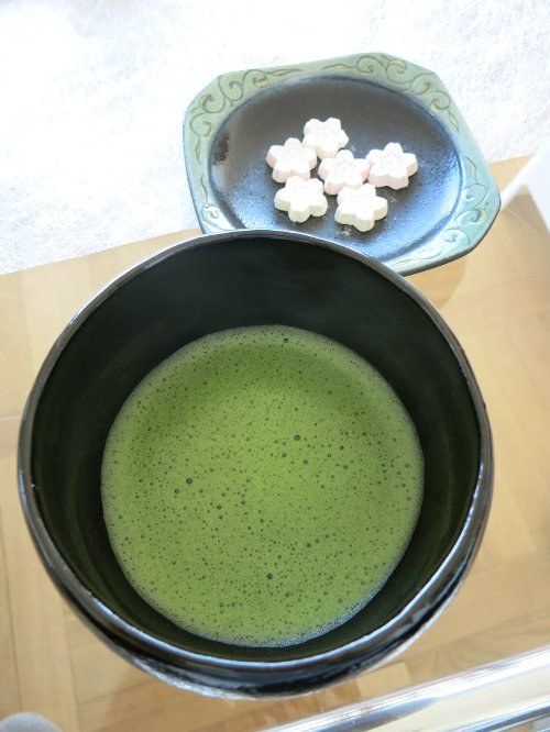2015年4月19日お抹茶 001