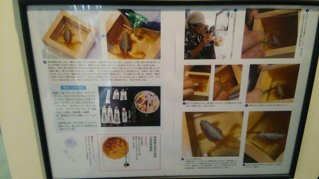 金魚制作過程2