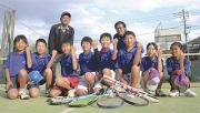 南大師ジュニアソフトテニスクラブ 『ときに楽しく、ときに厳しく』