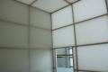 和紙の茶室2
