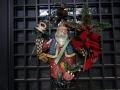 クリスマスのドア飾り_R