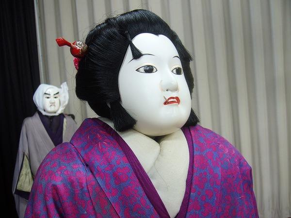 新口村 先輩の遣う人形 27.1.31