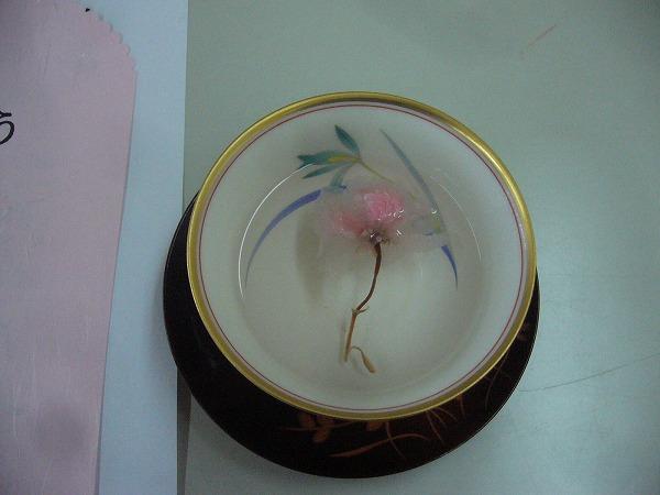 桜茶 27.3.17