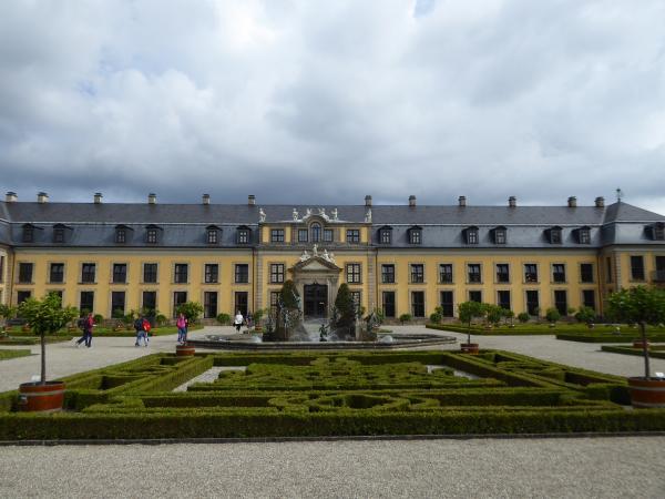 ヘレンハウゼン王宮