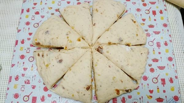 キャドバリーチョコちぎりパン
