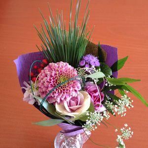 002お正月花