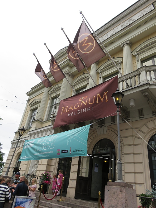 Magnum Bar マグナムアイスバー