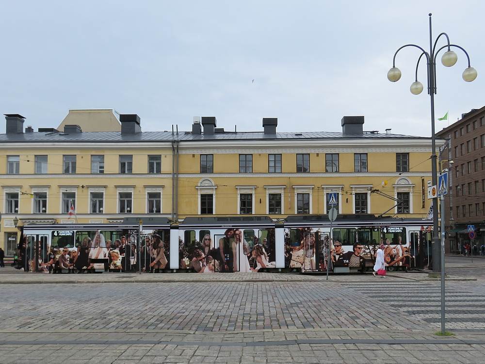 トラム ヘルシンキ Helsinki Ratikka