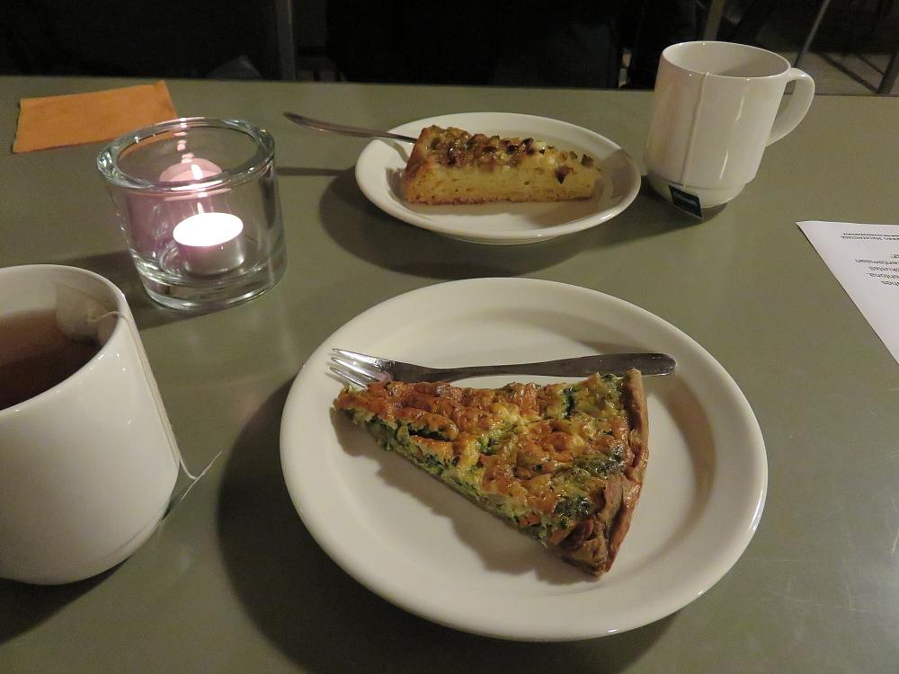 Helsinki Tuomiokirkko Cafe Crypta ヘルシンキ大聖堂 カフェ