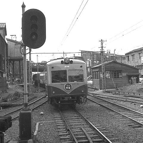 小田急2300