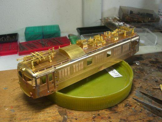 AOBA MODEL ED46 1/80 16.5mm