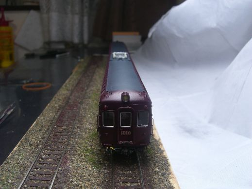 マッハ模型 阪急1010