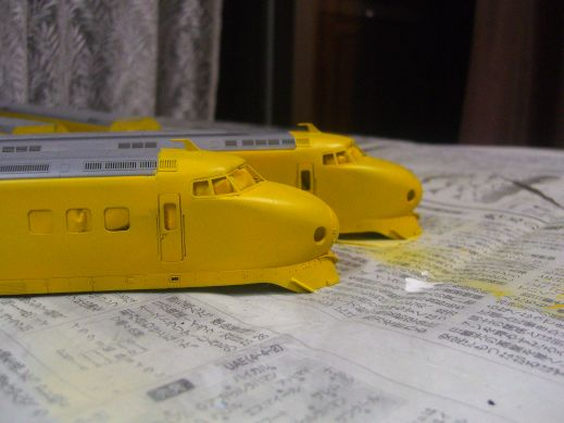KTM 922型20番台 T3 ドクターイエロー