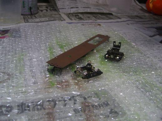 ムサシノモデル 玉電70 1/80 16.5mm