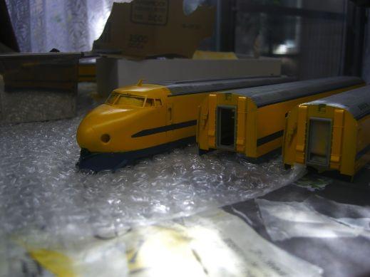 KTM 922形20番台 T3 ドクターイエロー