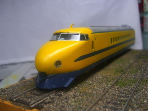 KTM 922形20番台 T3 ドクターイエロー 1号車