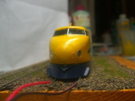 KTM 922形20番台T3 ドクターイエロー 7号車