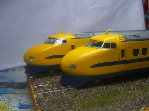 KTM 922形20番台T3 ドクターイエロー 先頭2両