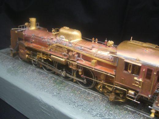 珊瑚模型 C55 1次北海道型