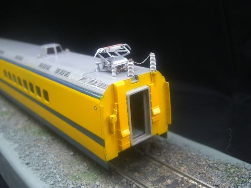 KTM 922形20番台T3 ドクターイエロー 4号車