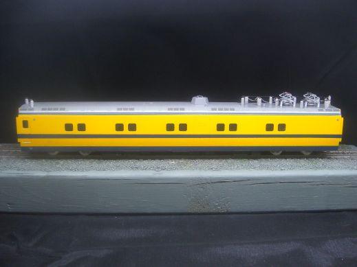 KTM 922形20番台T3 ドクターイエロー 2号車