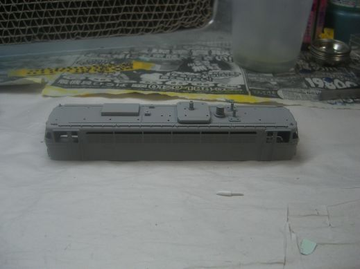 珊瑚模型 ED73 HO 16.5mm