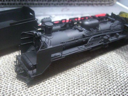 珊瑚模型 C55 Z仕様 1次北海道型