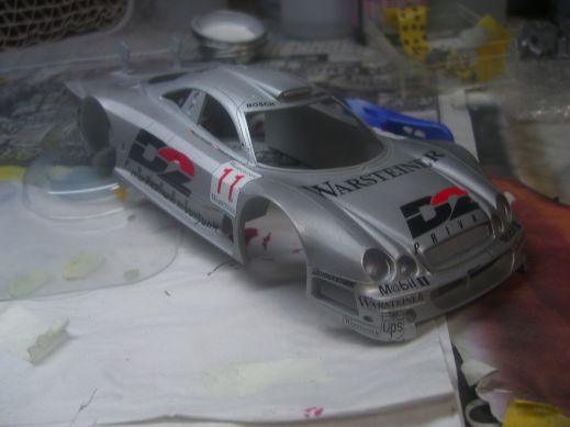 CLK-GTR 1998年 さかつう 1/24