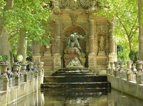 【フランス】リュクサンブール公園