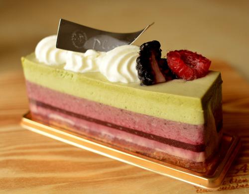 【ケーキ】プレジール「フイユドミュール」
