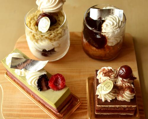 【ケーキ】プレジール_150627